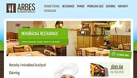 Restaurace Česká Lípa - Arbes